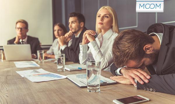 Quem nunca sofreu em uma reunião improdutiva?