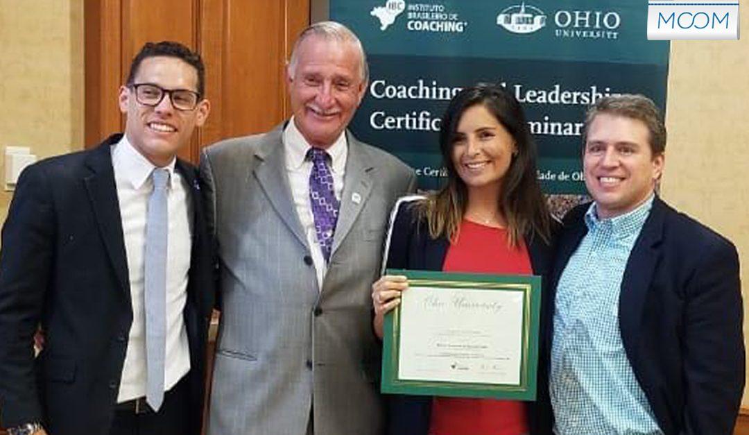 Coaching & Leadership – Mônica Moraes Vialle abre suas asas sobre Ohio