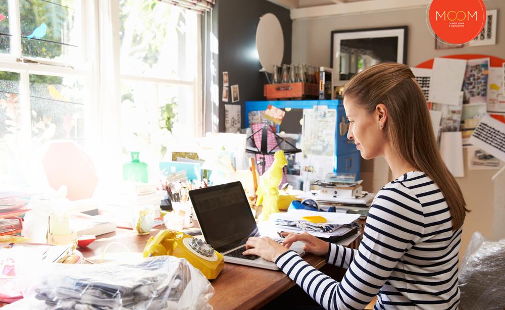 Como a organização da casa afeta a organização da mente