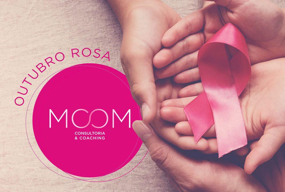 OUTUBRO ROSA: o que falar para uma pessoa com câncer